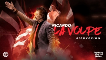 Oficial: Ricardo La Volpe, nuevo DT del Toluca