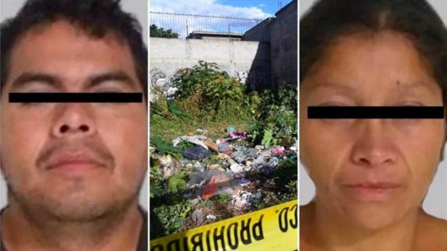 Pareja de Ecatepec, acumula siete procesos legales por feminicidio