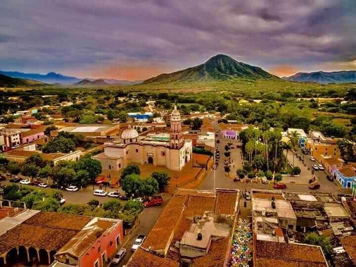 Pueblo Mágico, Cosalá, Sinaloa