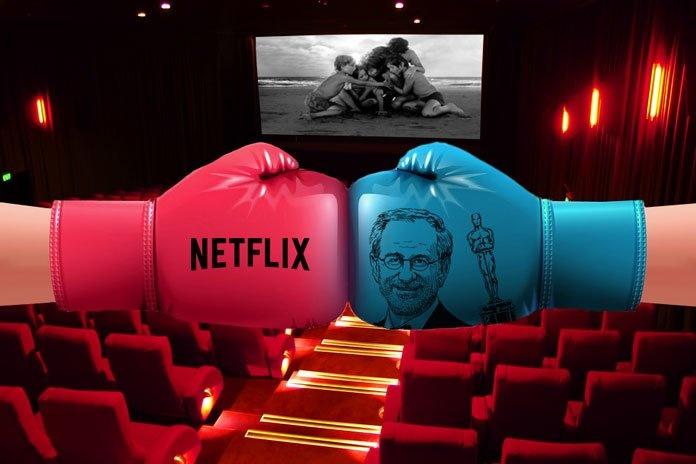 Netflix le responde a Steven Spielberg