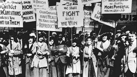Por qué se celebra el 8 de marzo el Día de la Mujer