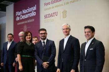Inicia en Estado de México Foro de Consulta para Plan de Desarrollo