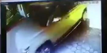 Revelan video de la llegada de Martha Erika Alonso y Moreno Valle a lugar donde despegó helicóptero
