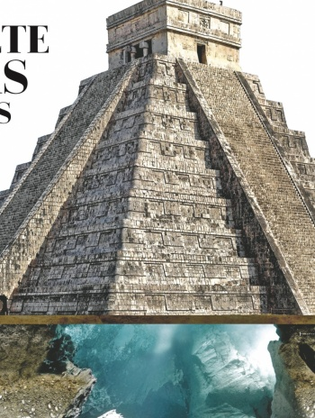 Hallan siete ofrendas subterráneas en las puertas del inframundo Maya