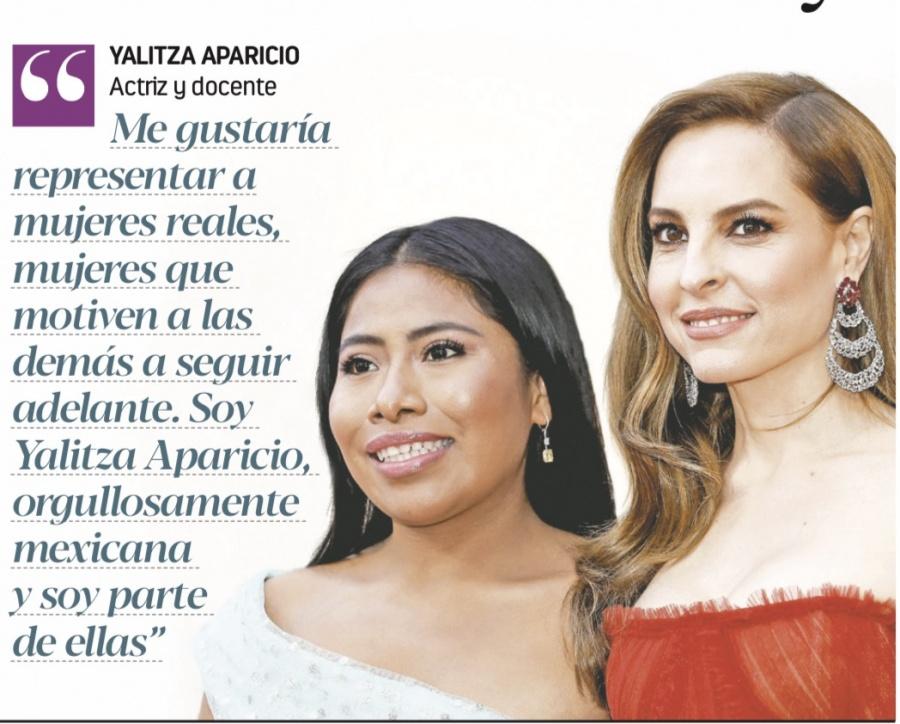 Yalitza, la nueva star de Discovery