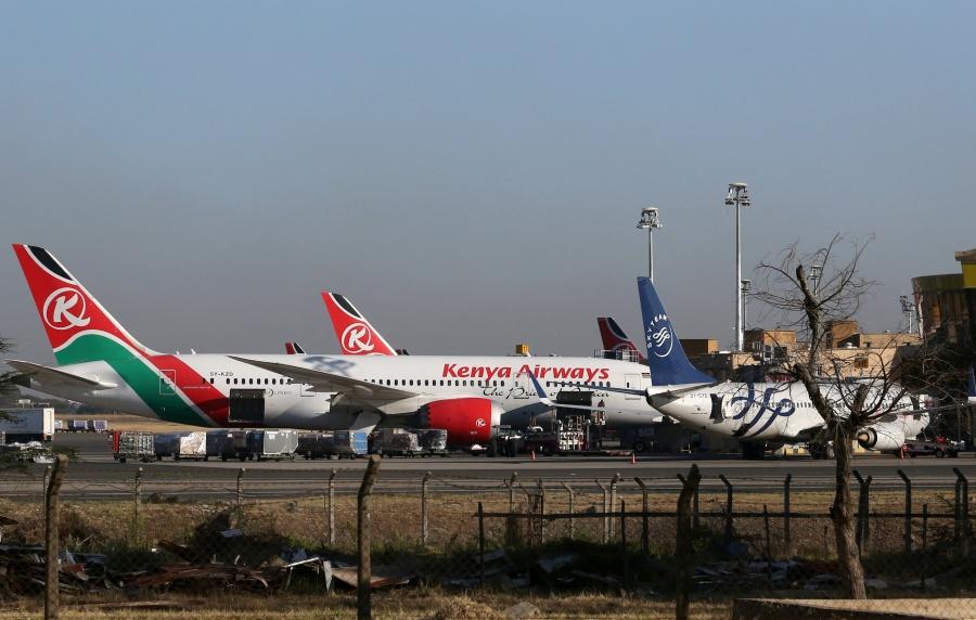 Protestas generan caos en aeropuertos de Kenia