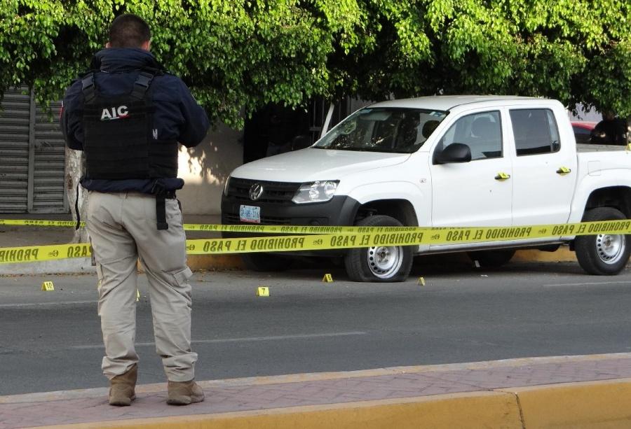 Atacan oficinas de la Fiscalía en Guanajuato