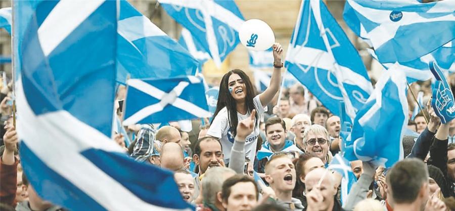 Escocia y Gales firman acuerdo sobre Brexit