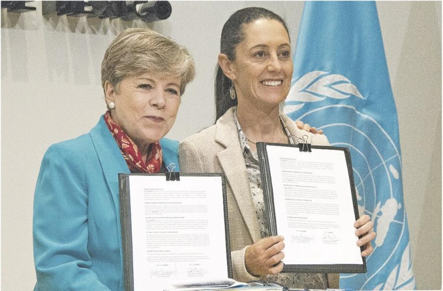 CDMX recurre a Cepal para abatir pobreza
