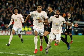 ¡Épico! Manchester United remonta y elimina al PSG en la Champions League