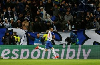 El Porto y los mexicanos dan cuenta de la Roma y avanzan a cuartos de Champions