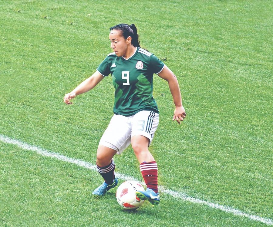 Tri Femenil se queda con quinto lugar en Copa