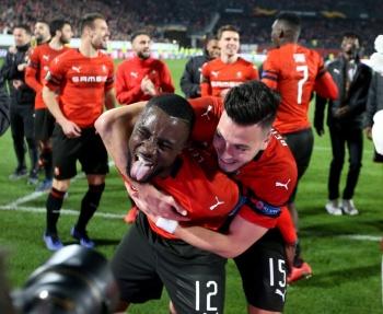 Rennes pone contra las cuerdas al Arsenal y Villarreal se asoma a cuartos en la Europa League