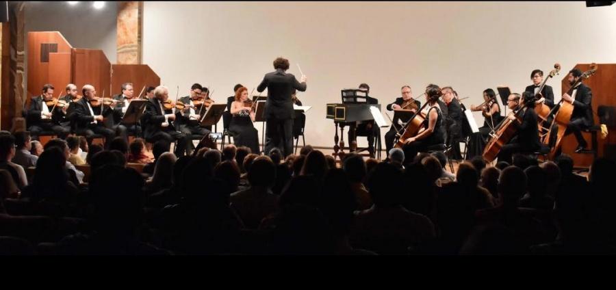 Noche de música barroca, en el Palacio de Bellas Artes
