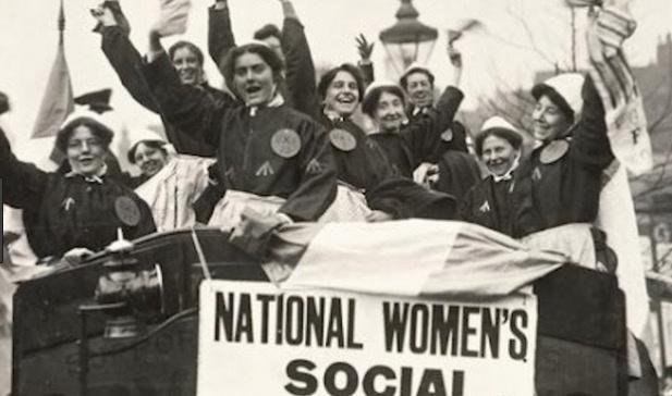 El verdadero origen del Día de la Mujer