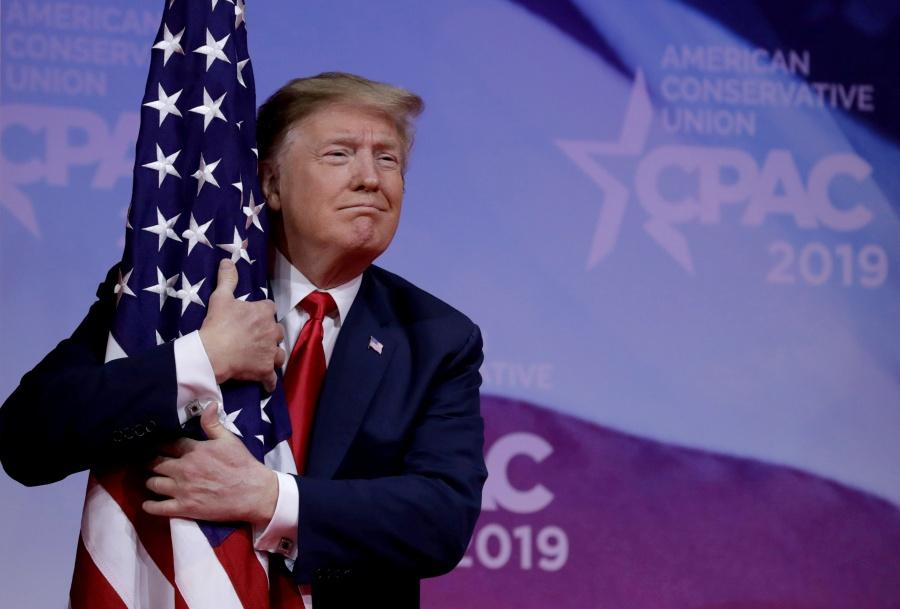 Trump contempla 8 mil 600 mdd para muro fronterizo, en su presupuesto 2020