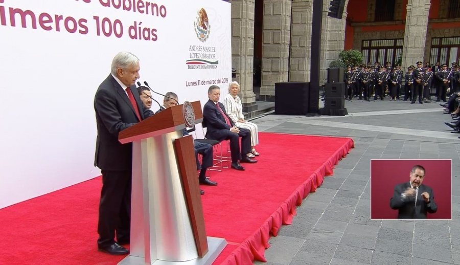 Nunca utilizaremos la fuerza para contener la migración: López Obrador