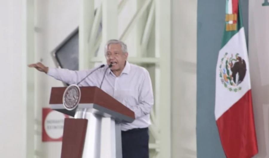 En Puebla el Presidente anuncia comicios limpios