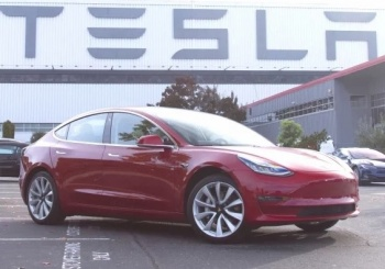 Tesla Model 3 disponible en México