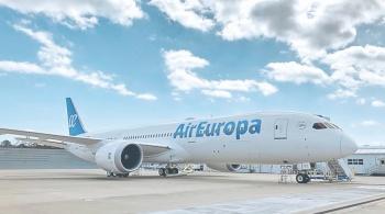 Miembros de Air Europa atacados a balazos