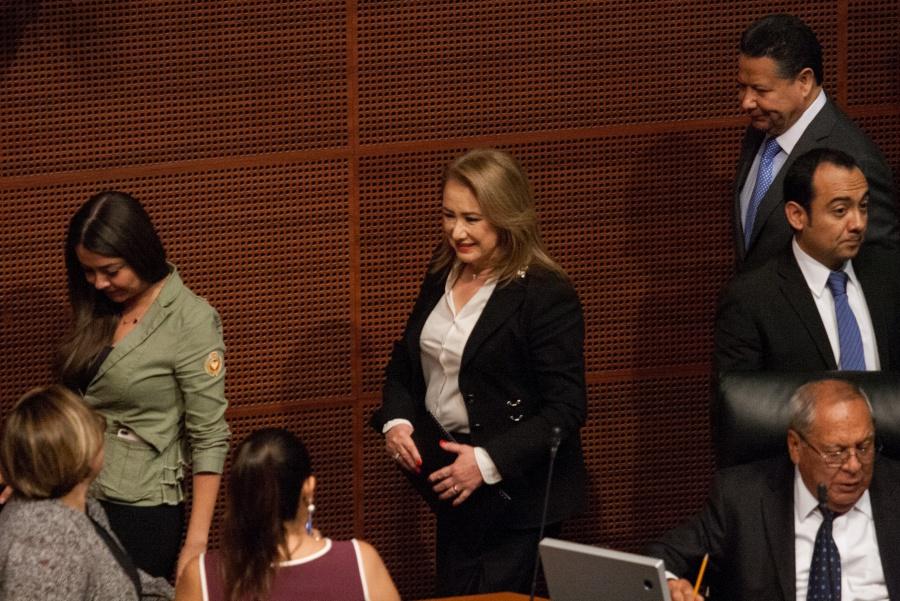 Senado elige a Yasmín Esquivel Mossa como nueva Ministra de la SCJN
