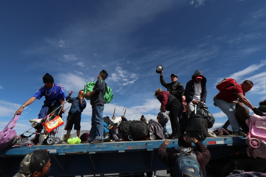 Gobierno de México rechaza medidas unilaterales de EU sobre migración