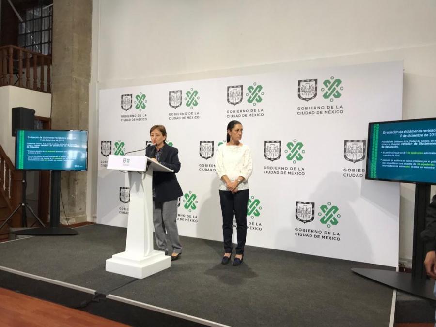 Gobierno local y SEDUVI revisan polígonos de actuación en CDMX