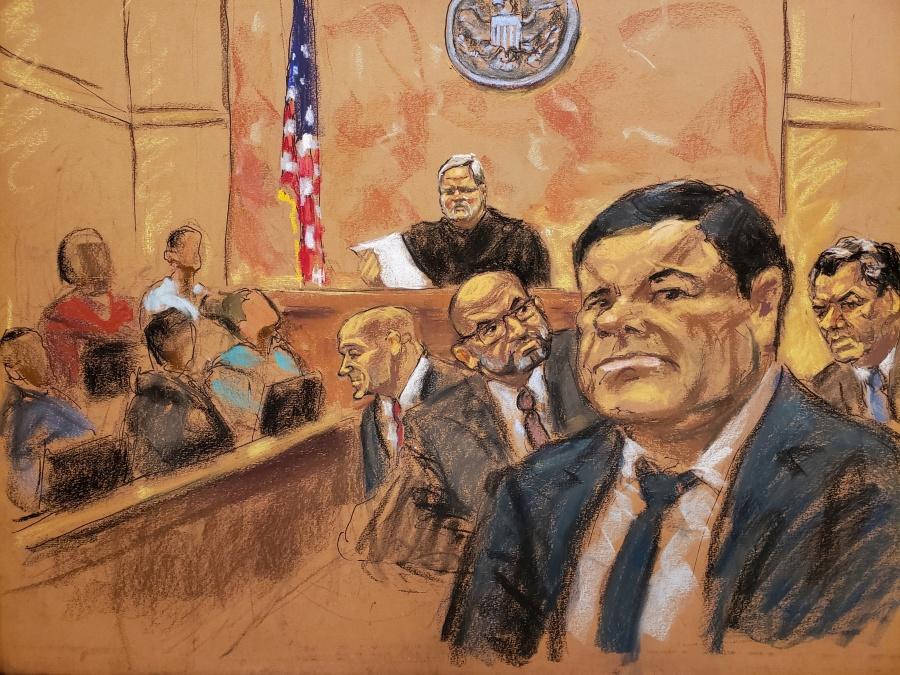 SCJN desecha amparo, el Chapo Guzmán no será repatriado