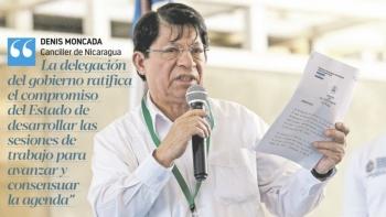 La oposición se retira de la mesa de diálogo