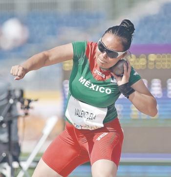 Rebeca Valenzuela, nominada a mejor atleta del continente