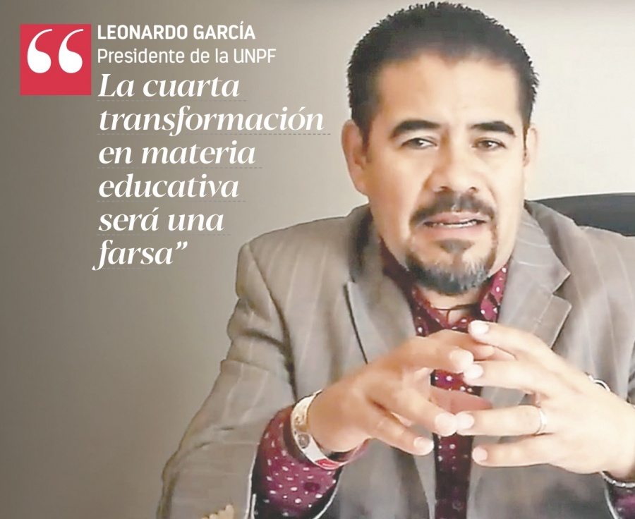 "Advierten ""regresión"" en reforma educativa"