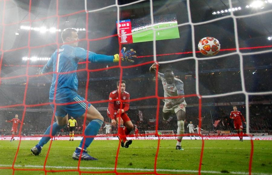 Liverpool deja sin Champions al Bayern
