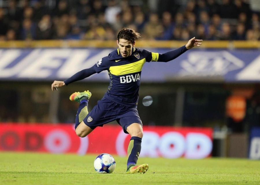 Fernando Gago rescinde su contrato con Boca Juniors