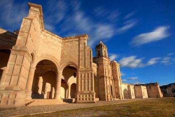 Pueblo Mágico, San Pedro y San Pablo Teposcolula, Oaxaca