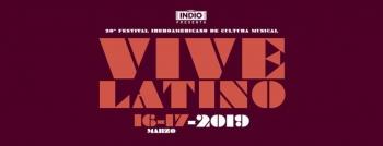 Afinan detalles para la edición 20 del Festival Vive Latino