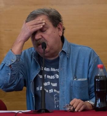 Senado exhorta a Paco Ignacio Taibo II a 'conducirse con propiedad'