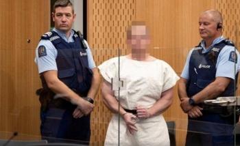Aparece presunto autor del tiroteo en Nueva Zelanda