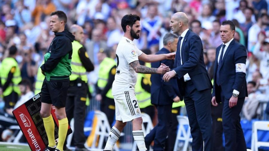 Real Madrid derrota al Celta; marca el regreso de Zinedine Zidane
