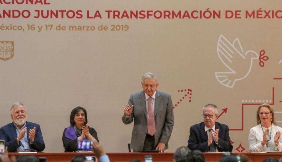 AMLO declara el fin oficial de la política neoliberal