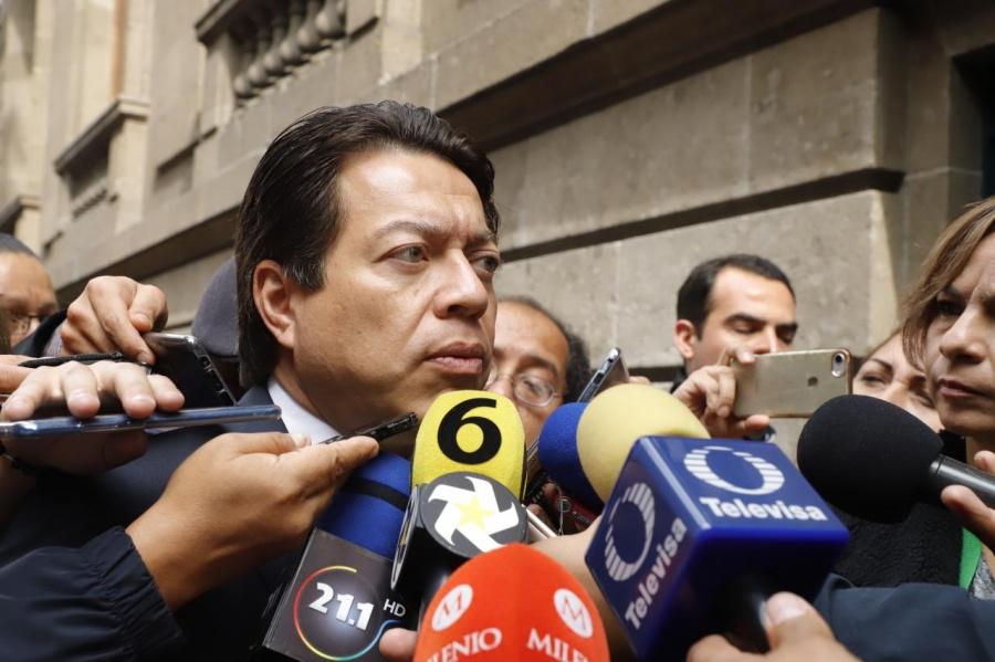 Sheinbaum ha logrado detener espiral de deterioro en el que cayó la Ciudad de México: Mario Delgado