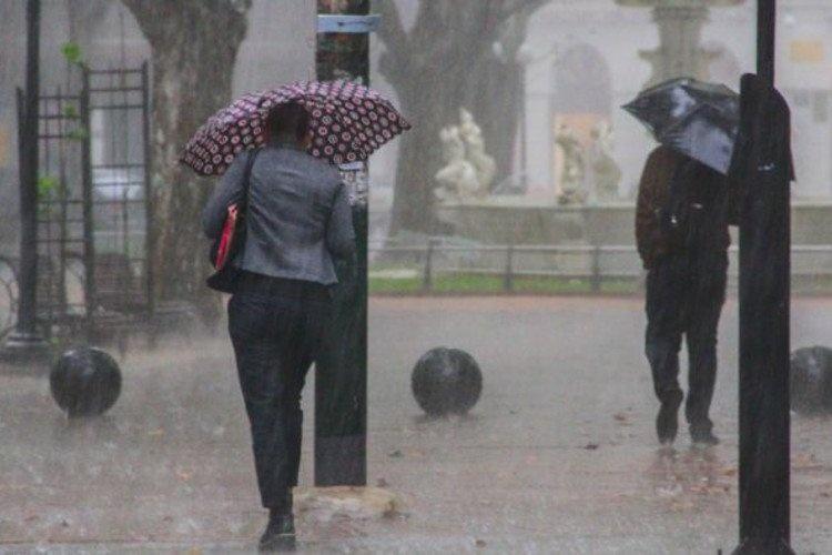 Se activa alerta amarilla por tormenta en 8 Alcaldías