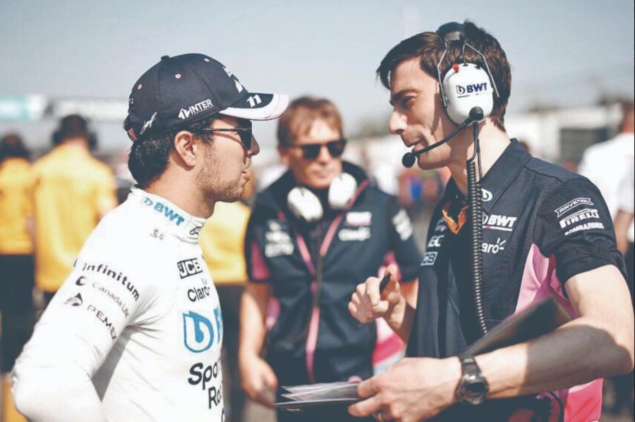 Checo Pérez queda fuera del top 10 en el GP De Australia