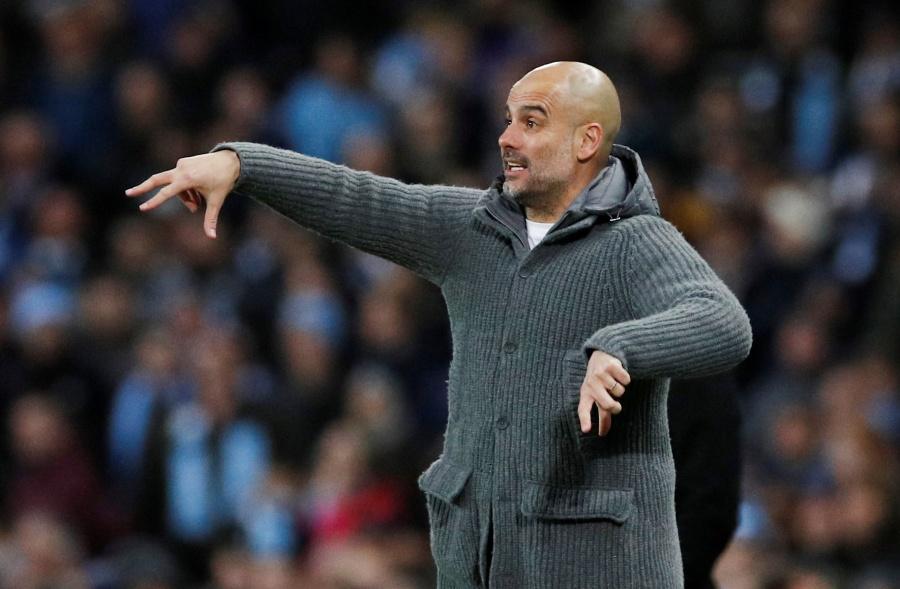 Guardiola espera que jugadores del City no se lesionen en Fecha FIFA