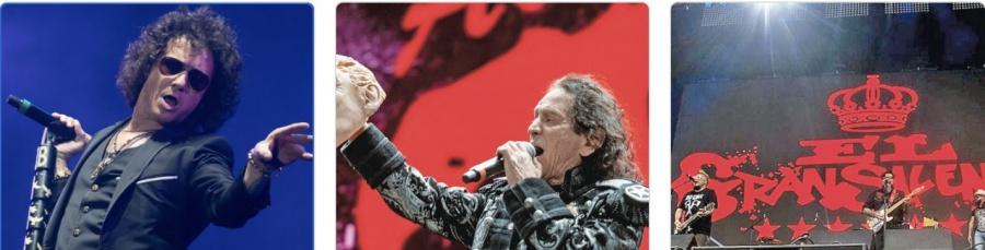 El Tri y Bunbury inundan de rock el cierre del Vive Latino