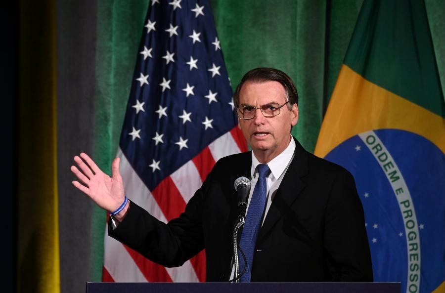 Bolsonaro exime de visa a ciudadanos de EU, Australia, Canadá y Japón