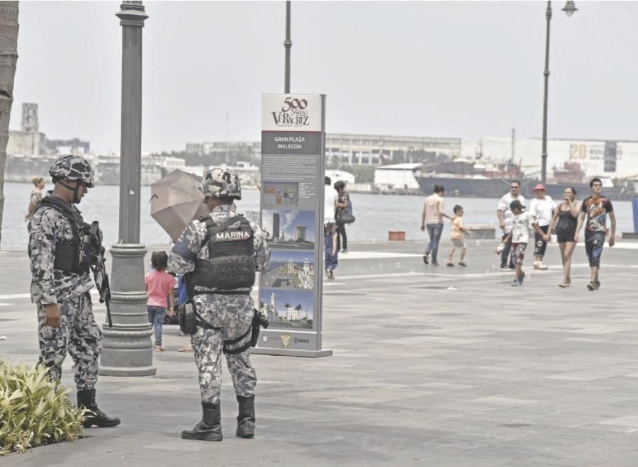 Cae turismo por crimen; primera vez en 81 meses
