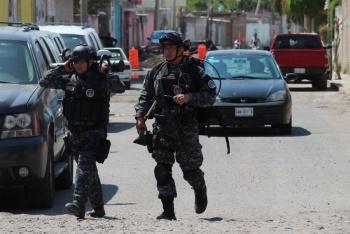 Elementos del Ejército llegan a Guanajuato para reforzar seguridad