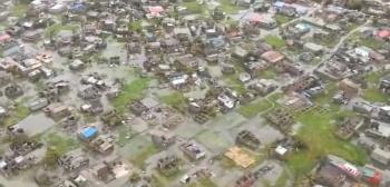 Ciclón deja 157 muertos en Mozambique