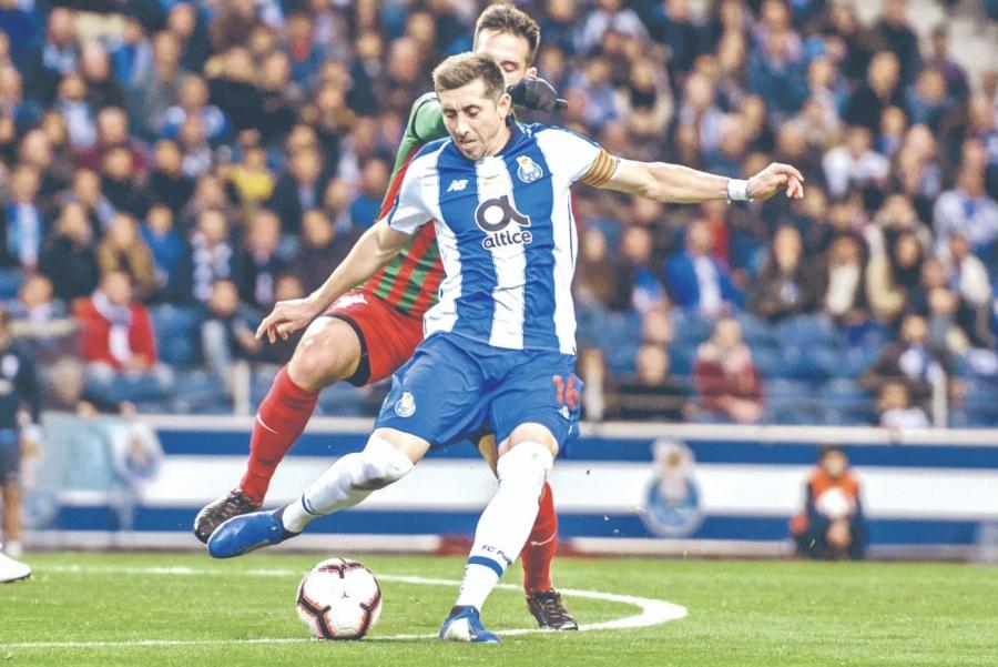 Herrera quiere jugar en El Atlético