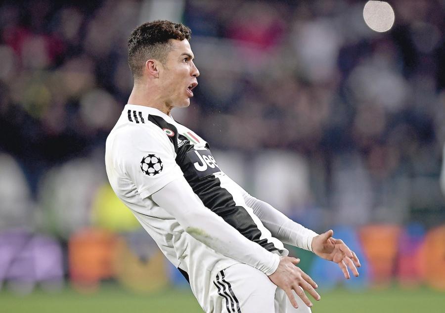 UEFA abre expediente a CR7 por festejo polémico